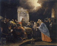 Jan Steen Jesus with the Doctors in the Temple