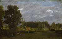 John Constable East Bergholt