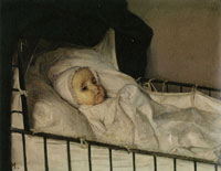 Matthijs Maris Dead Child