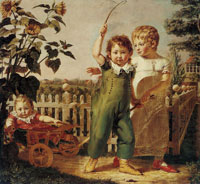 Philipp Otto Runge The Hülsenbeck Children