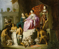Willem de Poorter Allegory of Colonial Power