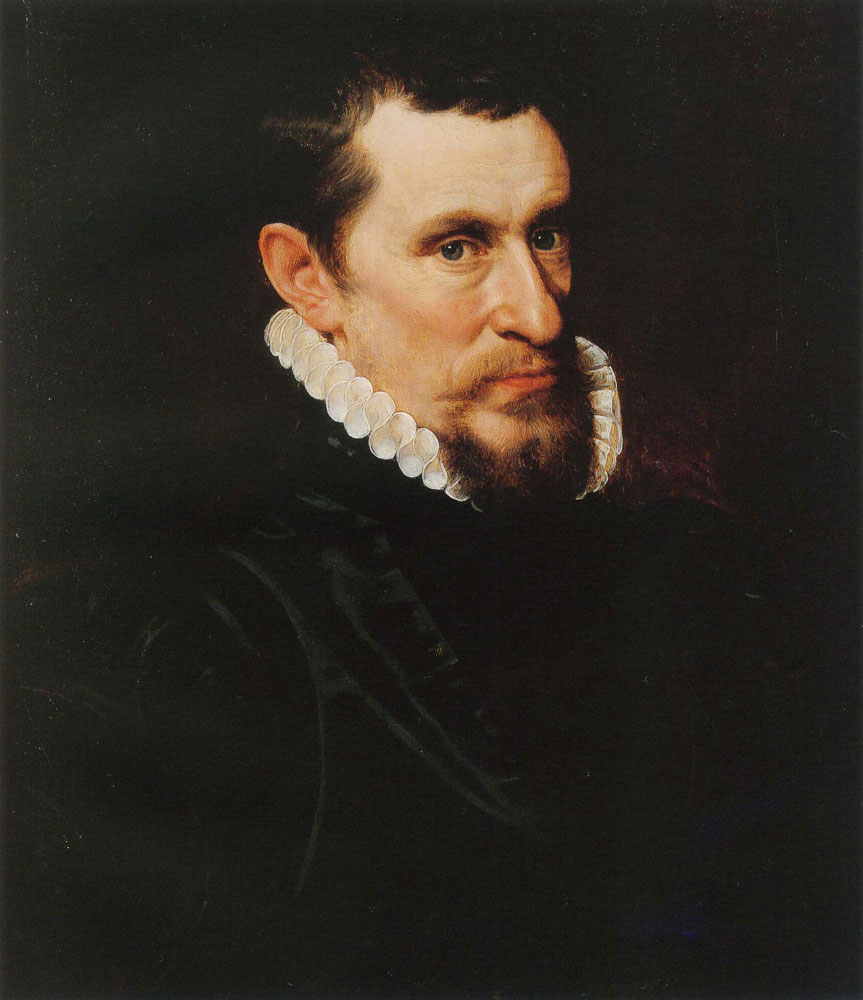 Adriaen Thomasz. Key - Bust Protrait of Gillis Beys
