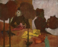 Edgar Degas The Milliners