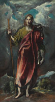 El Greco Saint James the Greater