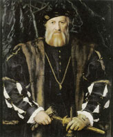Hans Holbein the Younger Charles de Solier
