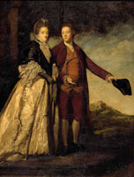 Joshua Reynolds - Sir Watkin Williams-Wynn and his Mother