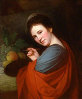 George Romney Mary Moser