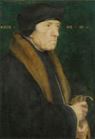 Hans Holbein the Younger John Chambers, Physician to King Henry VIII