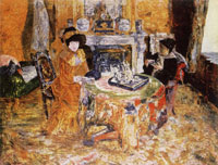 James Ensor Afternoon at Ostend