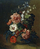 Circle of Jan Weenix Flower Still Life