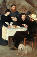 Pierre-Auguste Renoir Mother Anthony's Tavern