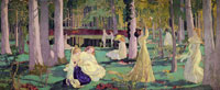 Maurice Denis A Game of Badminton
