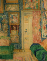 James Ensor The Artist's Studio