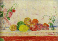 James Ensor Kisses of Flowers, Caresses of Fruit