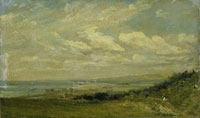 John Constable Shoreham Bay, near Brighton