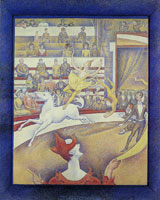 Georges Seurat The Circus
