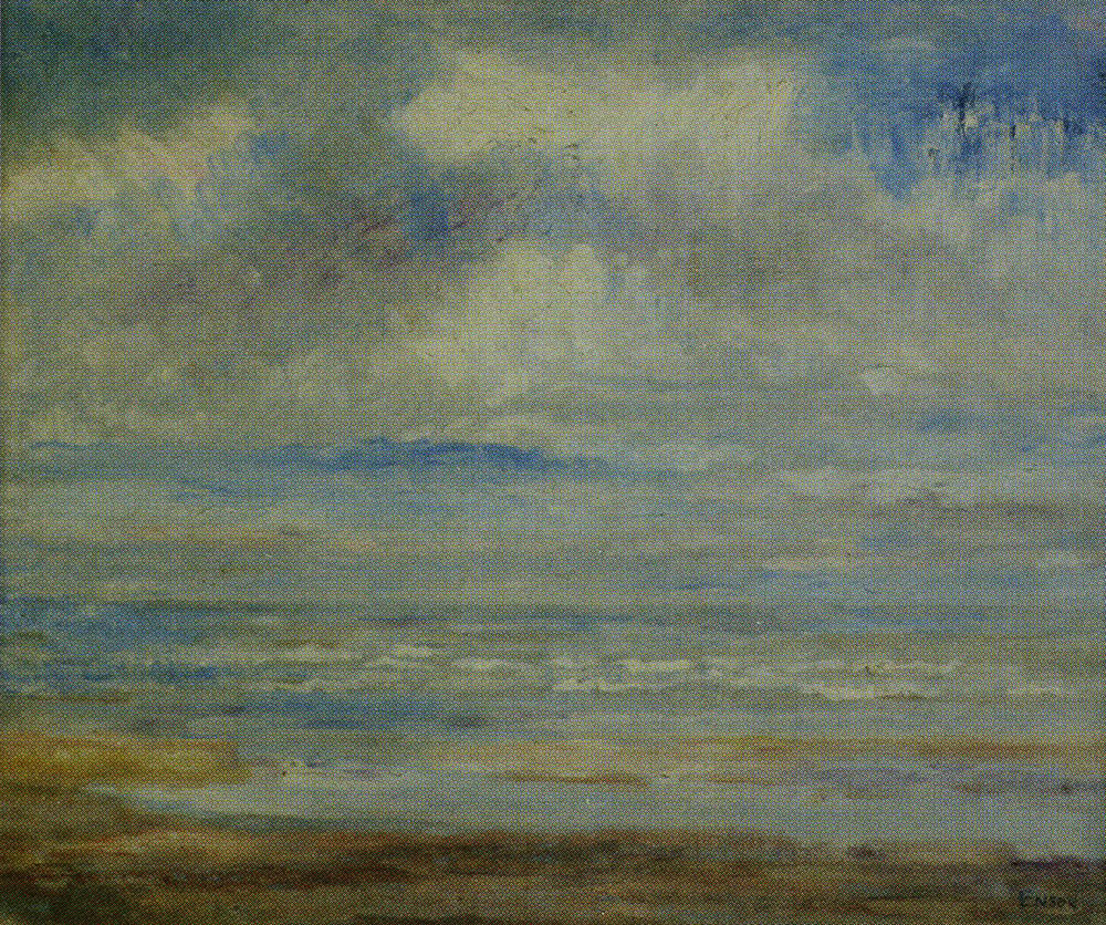 James Ensor - Seascape