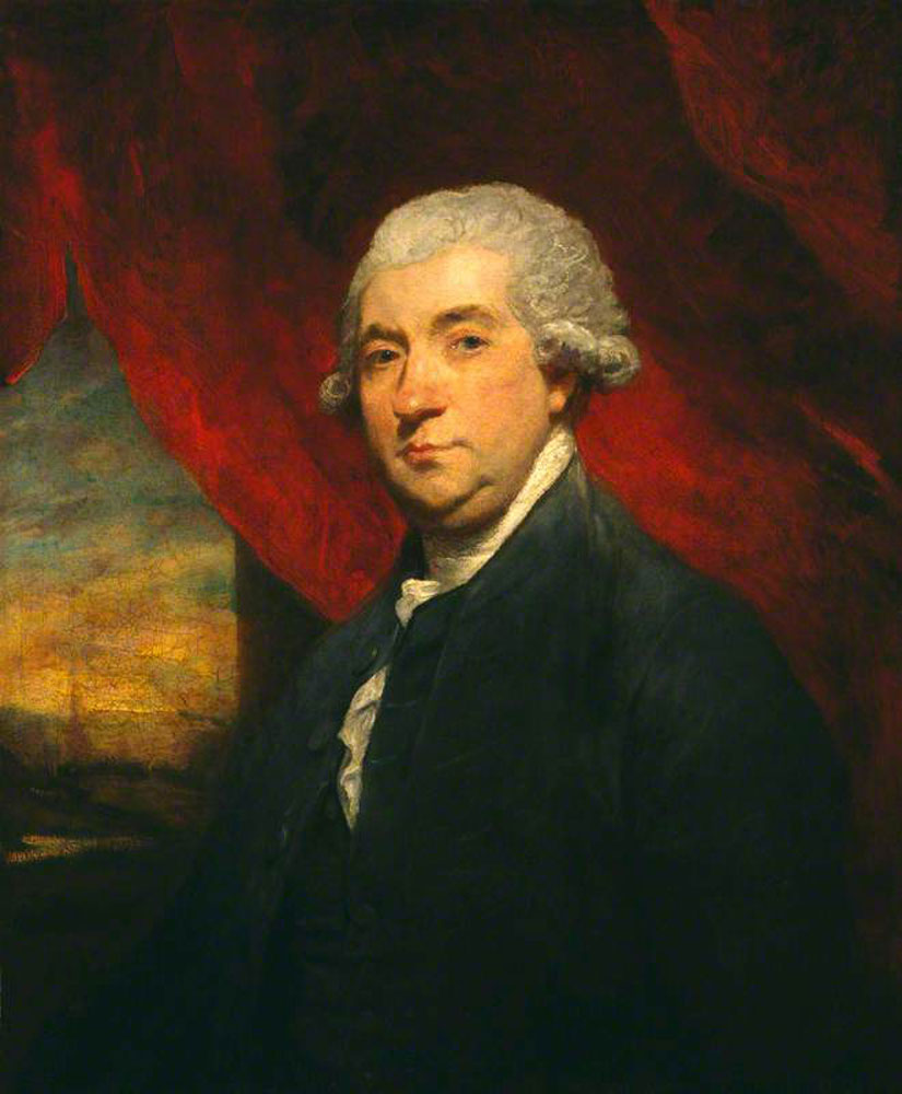 Joshua Reynolds - James Boswell