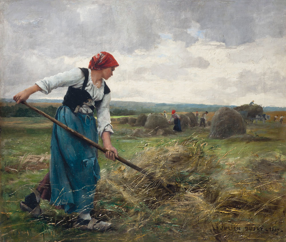 Julien Dupré - The Harvest