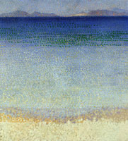 Henri-Edmond Cross The Iles d'Or
