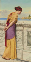John William Godward - Who Can They Be?