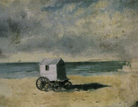 James Ensor Bathing-Hut