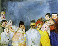 James Ensor - The Great Judge