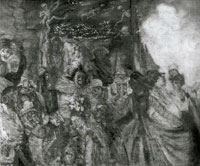 James Ensor Reunion of Masks