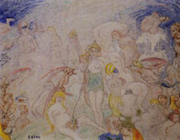James Ensor Scavengers of Flesh