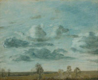 Attributed to John Constable Early Morning