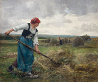 Julien Dupré The Harvest