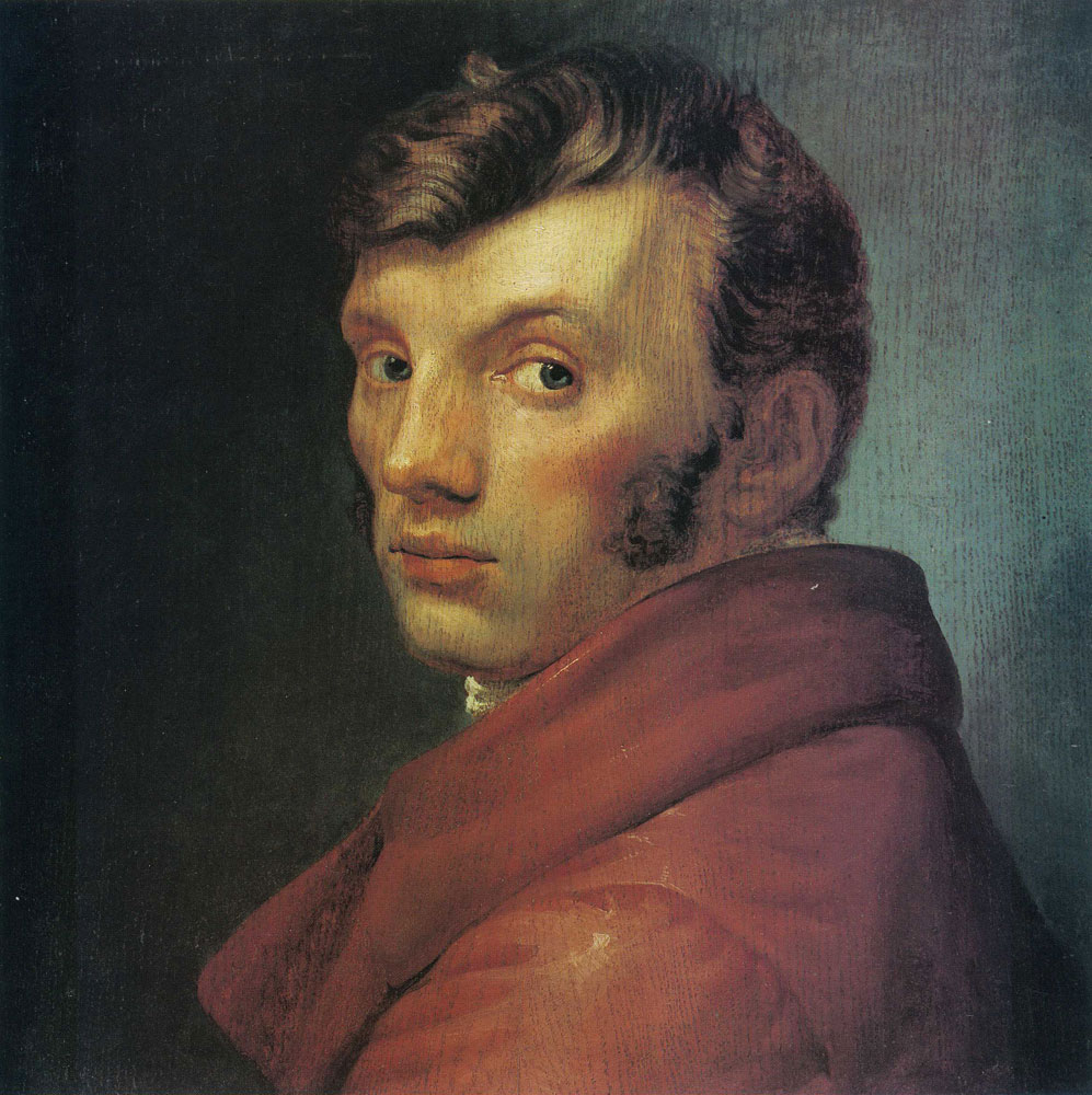 Philipp Otto Runge - Self-Portrait