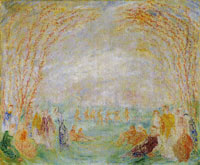James Ensor The Garden of Love