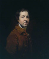 Joshua Reynolds Self-Portrait when Young