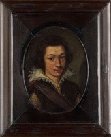 Anonymous - Portrait of a Young Man