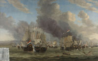 Reinier Zeeman The Battle of Livorno