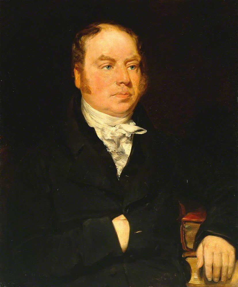 John Constable - The Revd Dr James Andrew