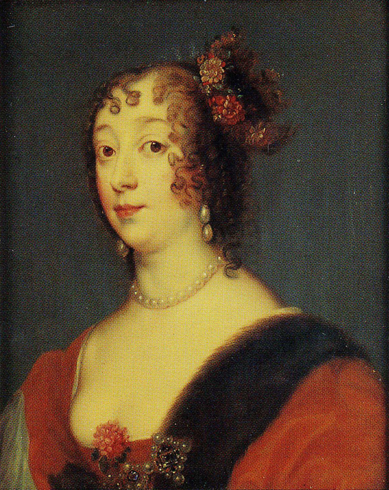 Attributed to Remigius van Leemput - Lucy Percy, Countess of Carlisle