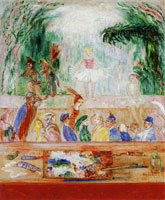 James Ensor Rays from the Palette
