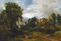 John Constable  The Glebe Farm