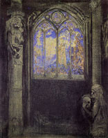 Odilon Redon Stained-Glass Windows