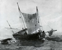 Richard Parkes Bonington Marine