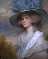 George Romney Mrs Robert Trotter of Bush