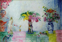 James Ensor The Language of Flowers