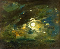 John Constable A Study of the Sky