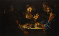 Matthias Stom The Supper at Emmaus