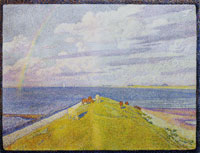Theo van Rysselberghe The Rainbow