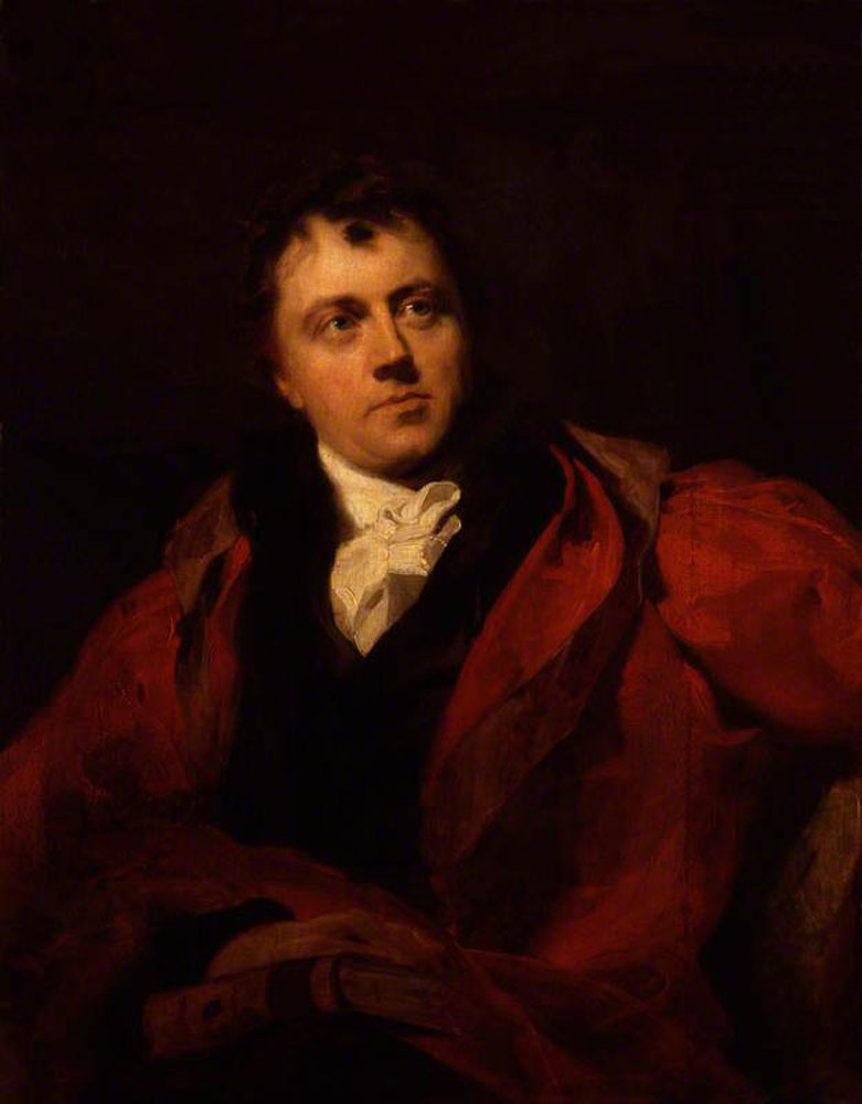 Thomas Lawrence - Sir James Mackintosh