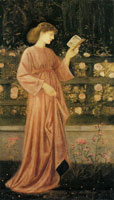 Edward Burne-Jones Princess Sabra (The King's Daughter)