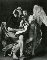 Caravaggio St Matthew and the Angel